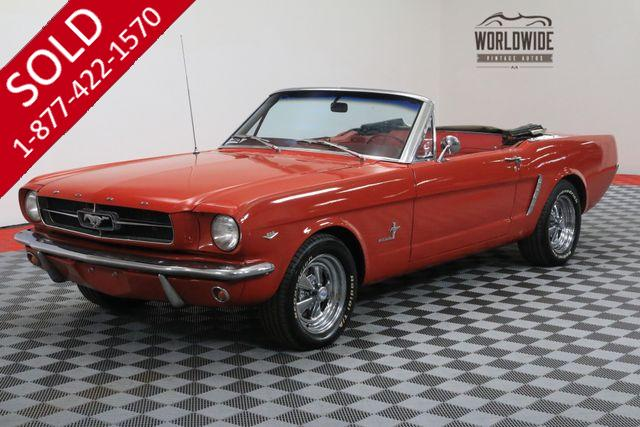 Mustang Ford 1965 Vin 5f08c326702 Worldwide