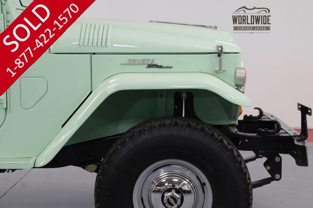 FJ45 | TOYOTA | 1963 | VIN # 3fj4513665 | Worldwide Vintage Autos