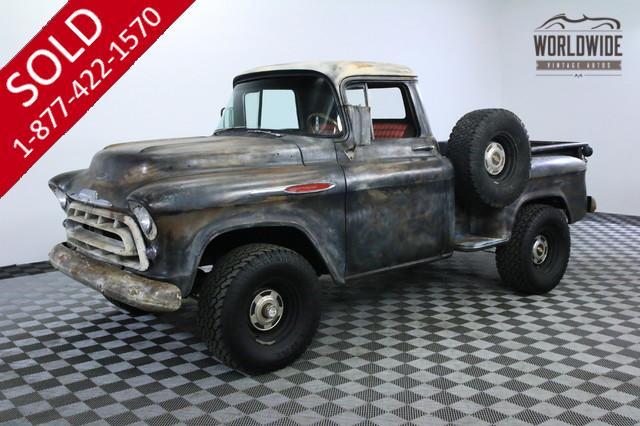 1955 1957 Chevy Pickup Trucks