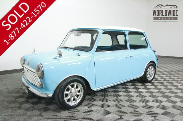 1987 Mini Cooper for Sale
