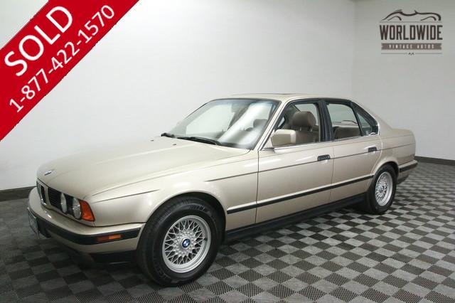 1992 BMW 535i for Sale