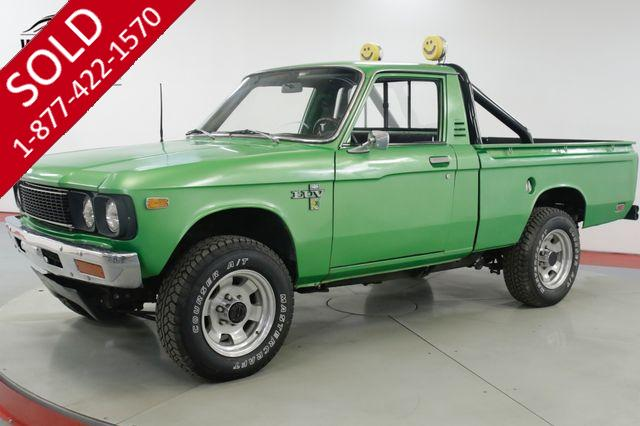 1976 CHEVROLET  LUV  MIKADO RESTORED 4x4 SHORT BED COLLECTOR