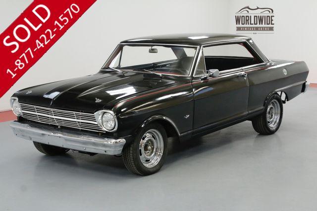 1962 CHEVROLET NOVA V8 POWERGLIDE CALIFORNIA CAR DISC BRAKES