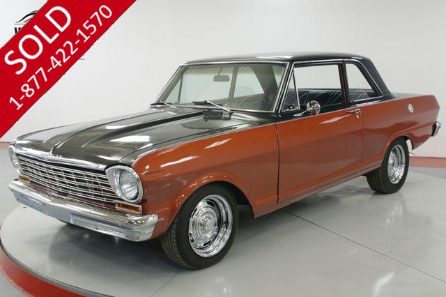 1962 CHEVROLET  NOVA  RESTORED POST CAR DISC PS PB V8 3K MILES