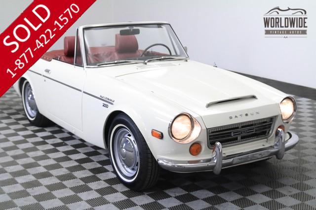 1970 Datsun 2000 Roadster for Sale