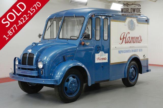 1958 DIVCO TRUCK RESTORED RARE HAMMS BEER TRUCK