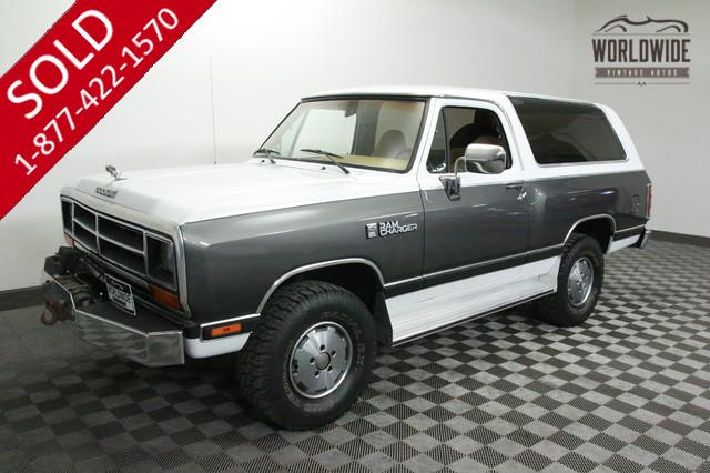 1988 Dodge Ram Charge for Sale