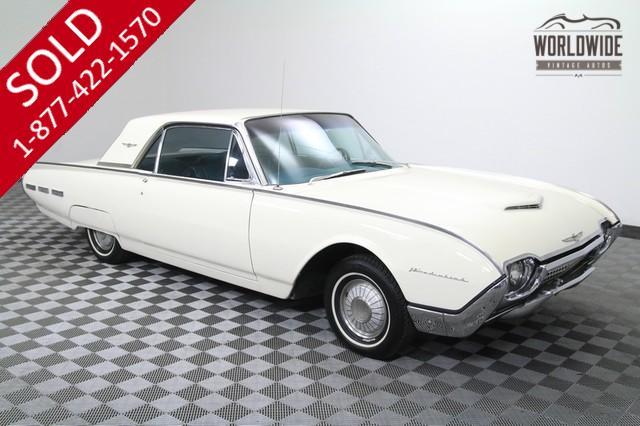 1962 Ford Thunderbird for Sale
