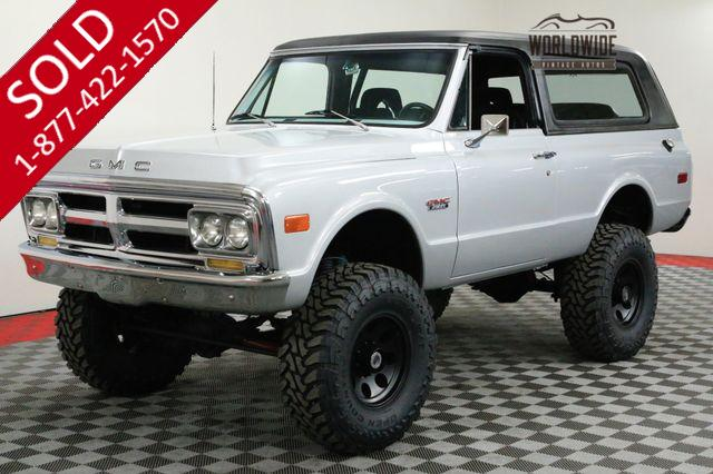 1971 GMC JIMMY RESTORED 4X4 LIFTED RARE BLAZER SHOW