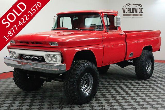 1962 GMC K20 3/4 TON RESTORED CUSTOM V8