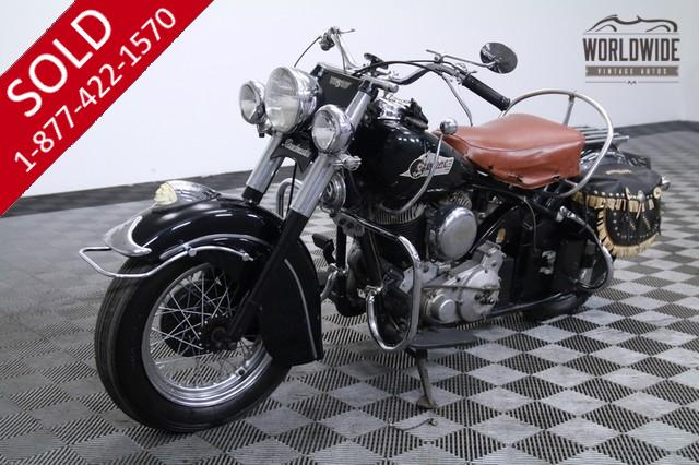 1953 Indian Eighty 80 for Sale