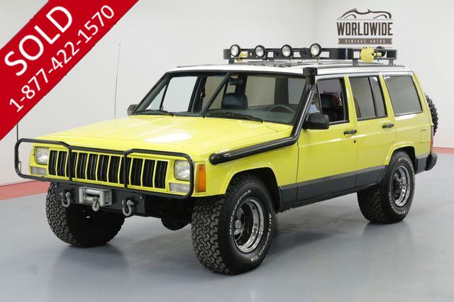 1989 JEEP CHEROKEE LIMITED QUALITY WIDE BODY CUSTOM
