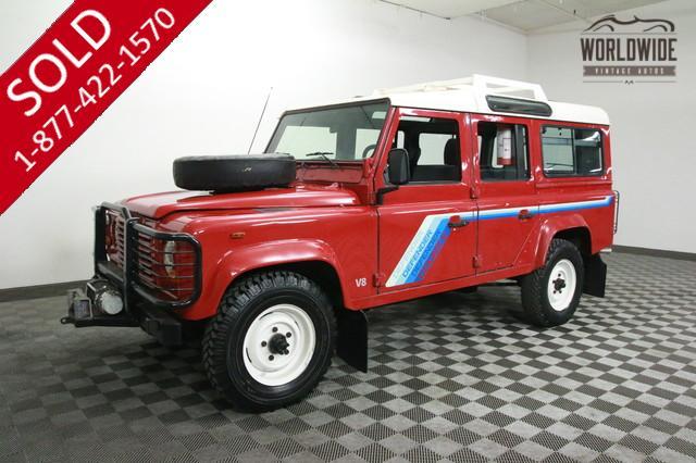1991 Land Rover Defender 110 for Sale