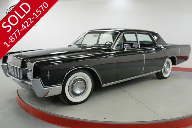 1966 LINCOLN CONTINENTAL ONE OWNER CA CAR AC 34K MILES