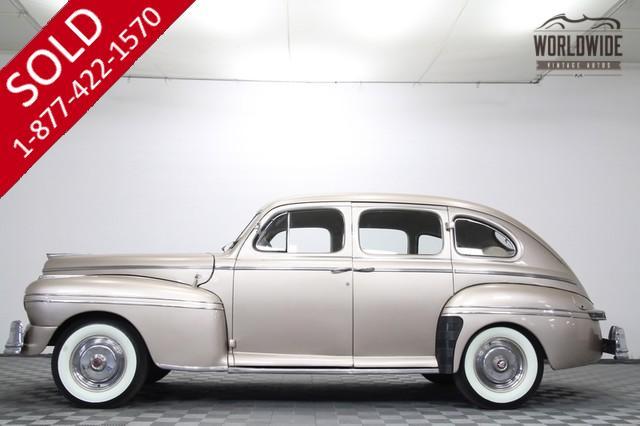 1942 Mercury Coupe Flathead V8 for Sale