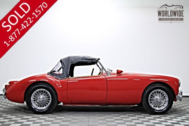 1959 MG MGA for Sale