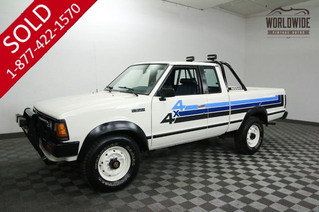 1986 Nissan Pickup for Sale