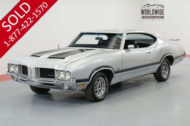 1971 OLDSMOBILE 442 CLONE. 455 V8! MANY UPGRADES RESTORED