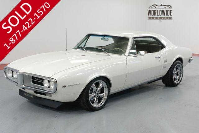 1967 PONTIAC FIREBIRD GORGEOUS. PS. PB. BAEHR DISC CUSTOM WHEELS