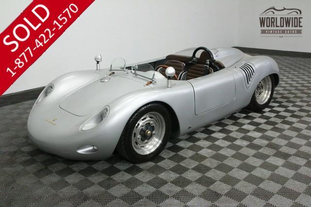 1959 Porsche 718 for Sale