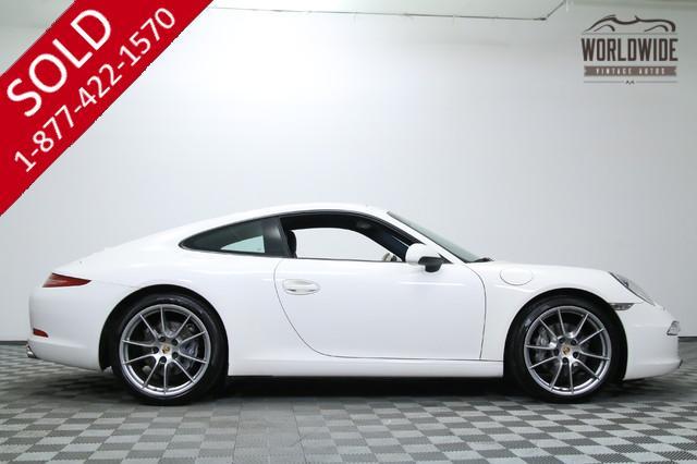 2012 Porsche 911 for Sale