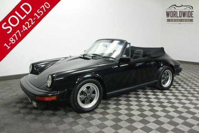 1983 Porsche 911 for Sale