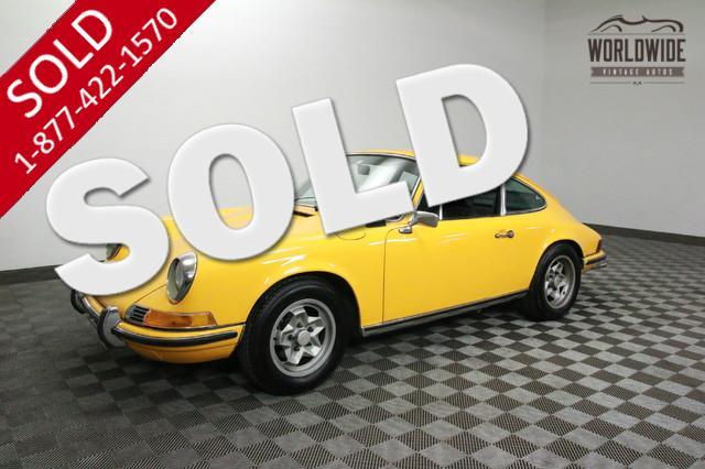 1972 Porsche 911 for Sale