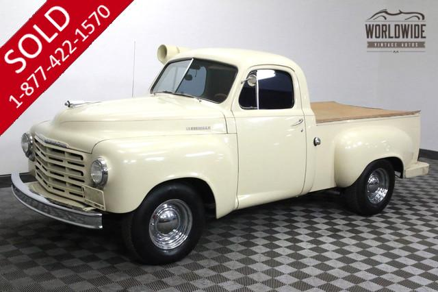 1952 Studebaker for Sale