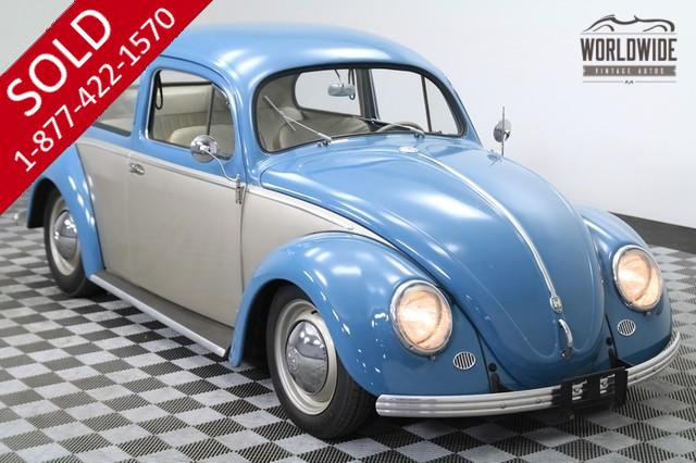 1954 W Beetle for Sale